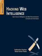 Hacking Web Intelligence