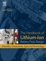 The Handbook of Lithium-Ion Battery Pack Design