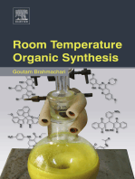 Room Temperature Organic Synthesis