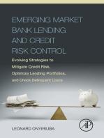 Emerging Market Bank Lending and Credit Risk Control: Evolving Strategies to Mitigate Credit Risk, Optimize Lending Portfolios, and Check Delinquent Loans