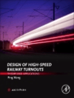 Design of High-Speed Railway Turnouts