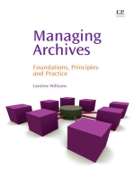 Managing Archives