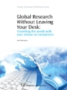 Global Research Without Leaving Your Desk: Travelling the World with your Mouse as Companion