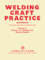 Electric Arc Welding and Related Studies