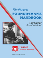The Foseco Foundryman's Handbook
