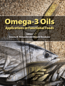 Omega-3 Oils: Applications in Functional Foods