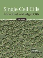 Single Cell Oils: Microbial and Algal Oils