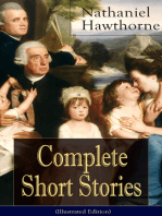 Complete Short Stories of Nathaniel Hawthorne (Illustrated Edition)
