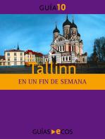 Tallinn. En un fin de semana