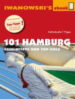 101 Hamburg - Reiseführer von Iwanowski