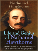 Life and Genius of Nathaniel Hawthorne