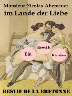 Monsieur Nicolas' Abenteuer im Lande der Liebe (Ein Erotik Klassiker)