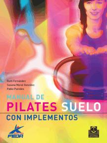 Manual de pilates: Suelo con implementos (Color)