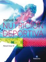 Manual de nutrición deportiva (Color)