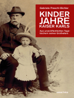 Kinderjahre Kaiser Karls