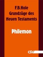 Grundzüge des Neuen Testaments - Philemon