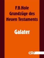 Grundzüge des Neuen Testaments - Galater