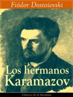 Los hermanos Karamazov: Clásicos de la literatura