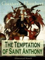 The Temptation of Saint Anthony (Historical Novel)