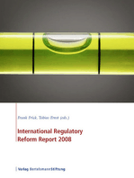 International Regulatory Reform Report 2008