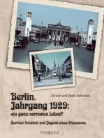 Berlin, Jahrgang 1929