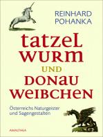 Tatzelwurm und Donauweibchen