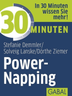 30 Minuten Power-Napping
