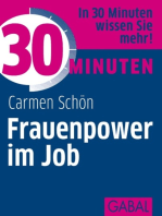 30 Minuten Frauenpower im Job