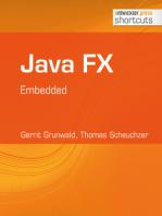 Java FX - Embedded