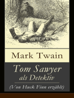 Tom Sawyer als Detektiv (Von Huck Finn erzählt)