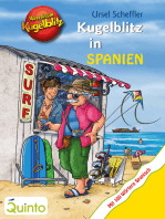 Kommissar Kugelblitz - Kugelblitz in Spanien
