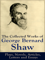 The Collected Works of George Bernard Shaw