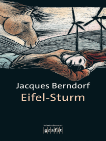 Eifel-Sturm: Der 8. Siggi-Baumeister-Krimi