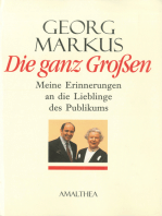 Die ganz Großen