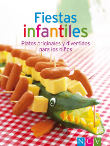 Fiestas infantiles: Nuestras 100 mejores recetas en un solo libro