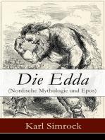 Die Edda (Nordische Mythologie und Epos)