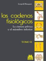 Las cadenas fisiológicas (tomo II)