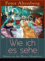Wie ich es sehe (Skizzen aus dem Wiener Alltagsleben)