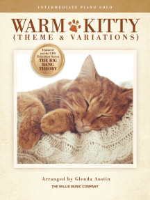Warm Kitty (Theme and Variations): Intermediate Level