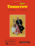 Tomorrow (from Annie)