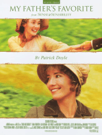 My Father's Favorite From Sense & Sensibility