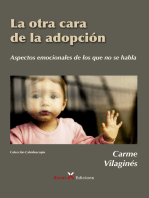 La otra cara de la adopción: Aspectos emocionales de lo que no se habla