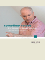 Sometime Voices