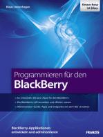 Programmieren für den BlackBerry