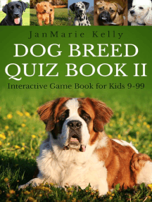 Dog Breed Quiz Book II: Interactive Game Book for Kids 9-99, #2