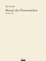 Beneš als Österreicher