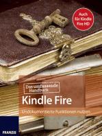 Das umfassende Handbuch Kindle Fire