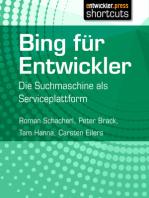 Bing für Entwickler