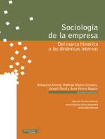 Sociología de la empresa