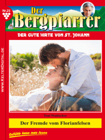 Der Bergpfarrer 25 – Heimatroman: Der Fremde vom Floriansfelsen